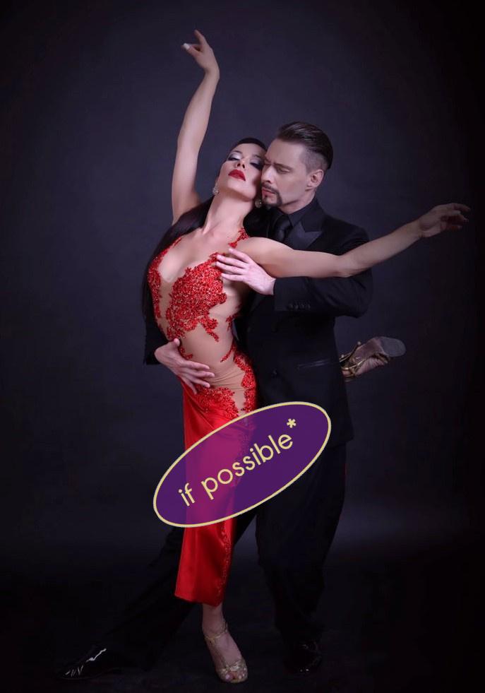Dmitriy Kuznetsov & Olga Nikola (if possible)