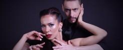 Dmitriy Kuznetsov und Olga Nikola