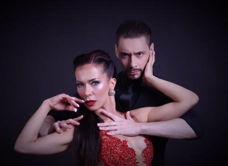 Dmitriy Kuznetsov y Olga Nikola